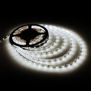 ITLED 3528 Indoor LED Strip Lights Kit 12V 300 LED's Per Reel