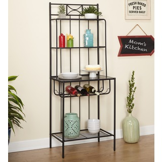 Simple Living Valencia Baker's Rack