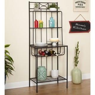 Simple Living Valencia Baker's Rack