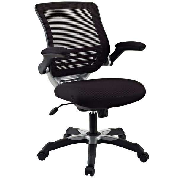 flex mid back office task chair with mesh back and mesh fabric seat