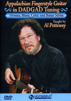Appalachian Fingerstyle Guitar in DADGAD Tuning (DVD)