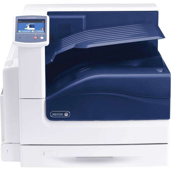 Xerox Phaser 7800DN LED Printer - Color - 1200 x 2400 dpi Print - Pla