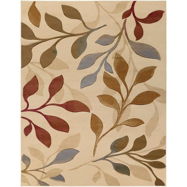 Ealing Multi Colored Floral Area Rug - 7'10 x 10'