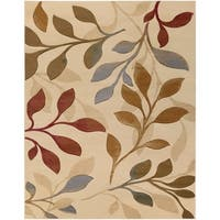 """Ealing Multi Colored Floral Area Rug - 7'10"""" x 10'3"""""""