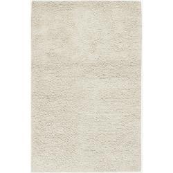Hand-woven Edenbridge New Zealand Wool Plush Shag Rug (9' x 13')