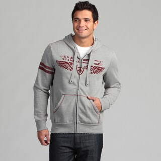 Seven7 Men's Zip-up Hoodie