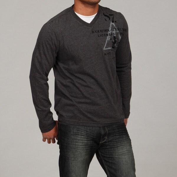 Seven7 Men's V-neck Shirt
