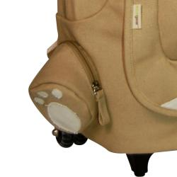 EcoGear EcoZoo Rolling Puppy Backpack - Thumbnail 2