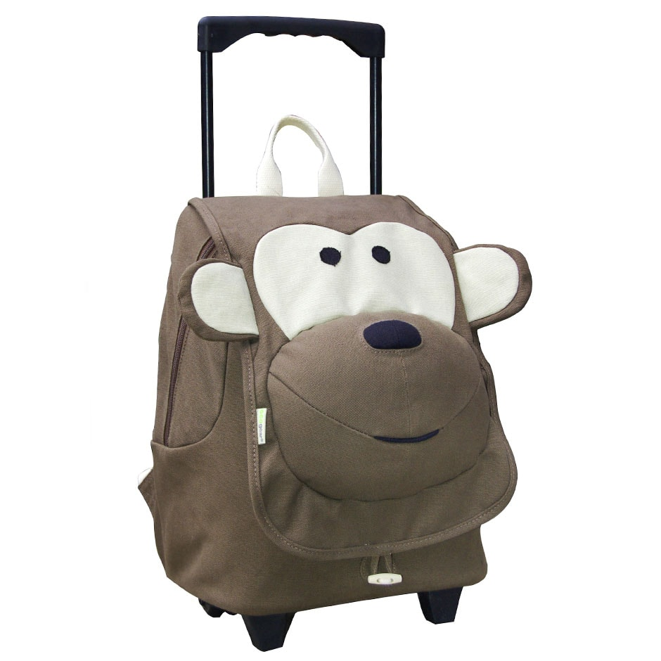 EcoGear EcoZoo Rolling Monkey Backpack