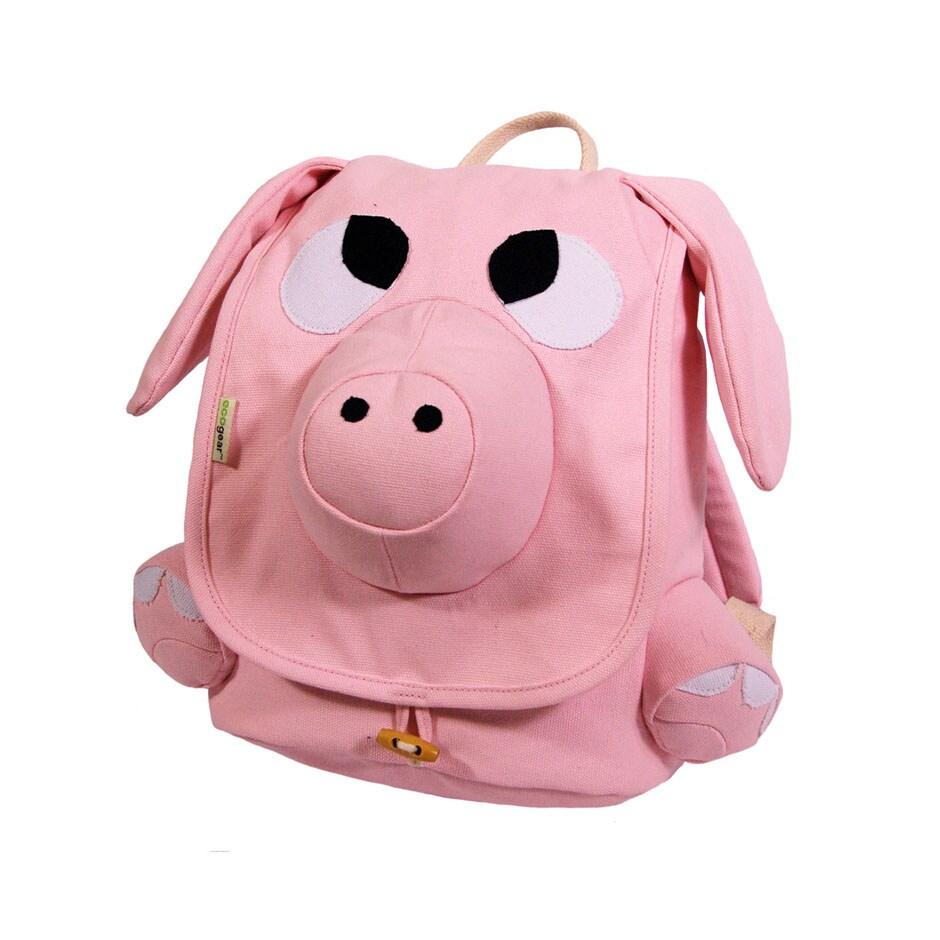 EcoGear EcoZoo Pig Backpack