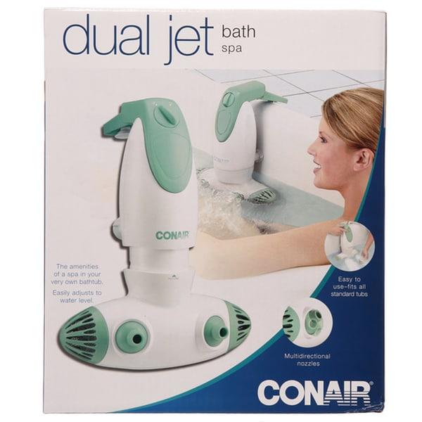 Conair Dual Jet Bath Spa Free Shipping Today 13980448