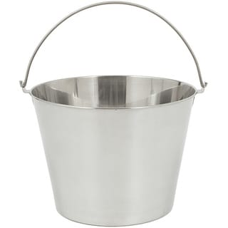 Bayou Classic Stainless 6.5-gallon Beverage/Ice Bucket