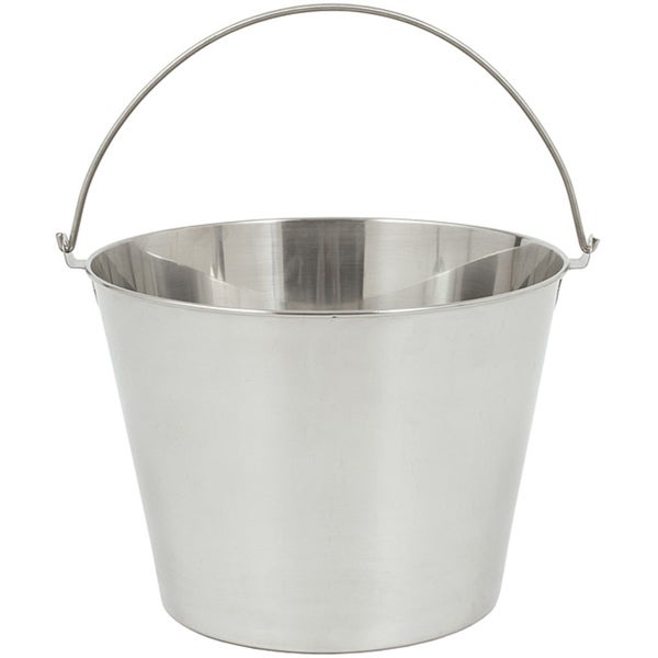 Bayou Classic Stainless 2.5-gallon Beverage/ Ice Bucket