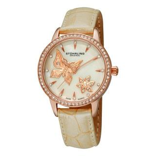 Stuhrling Original Women's Verona Mariposa Swiss Quartz Watch