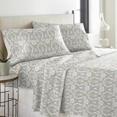 Buy Size Twin Xl Check Bed Sheet Sets Online At Overstock Our Best Bed Sheets Pillowcases Deals