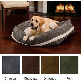 Deluxe Sand Box Pet Bed