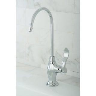 Designer Chrome Single-handle Faucet
