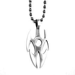 Bico Australia Silvertone Anchara Necklace