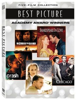 Best Picture Academy Award Winners (DVD)