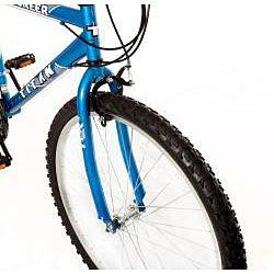 Titan Pioneer Men's Blue 12-Speed Mountan Bike - Thumbnail 1