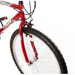 Titan Pioneer Men's Red 12-Speed Mountain Bike - Thumbnail 1