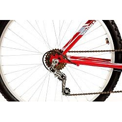 Titan Pioneer Men's Red 12-Speed Mountain Bike - Thumbnail 2