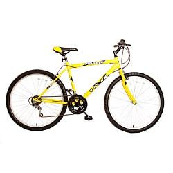 Titan Pioneer Men's Yellow 12-speed Mountain Bike