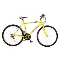 Titan Pioneer Men's Yellow 12-speed Mountain Bike