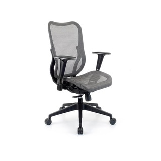 Integrity Seating Ergonomic Mesh Height-adjustable Swivel Office Chair