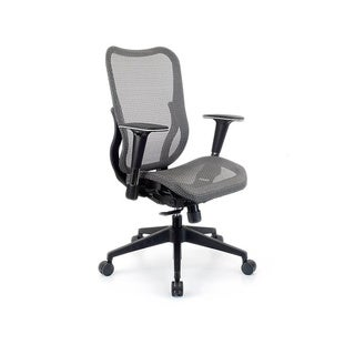 Integrity Seating Ergonomic Mesh Height-adjustable Swivel Office Chair