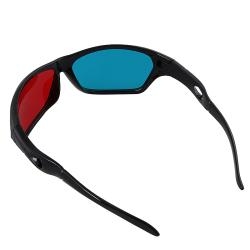INSTEN 3D Eye Glasses with Frame (Pack of 4)