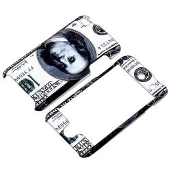 INSTEN Dollar iPod Case Cover/ Anti-glare Screen Protector Apple iPod Touch 4th Gen