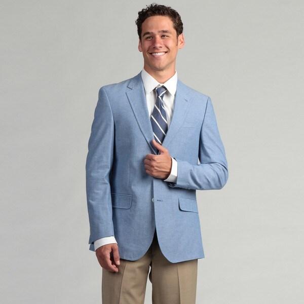 Tommy Hilfiger Men's Chambray Sportcoat