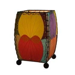 Handmade Multicolor Mini Alibangbang Table Lamp (Philippines)
