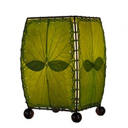 Green Mini Alibangbang Table Lamp (Philippines)
