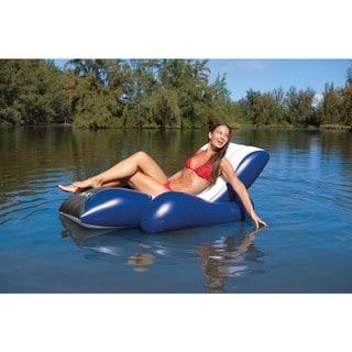 Shop Spring Float Recliner Duet Overstock 8006531
