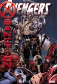 Avengers: X-Sanction (Hardcover)