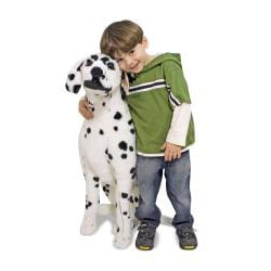 Melissa & Doug Plush Dalmatian Stuffed Animal - Thumbnail 1