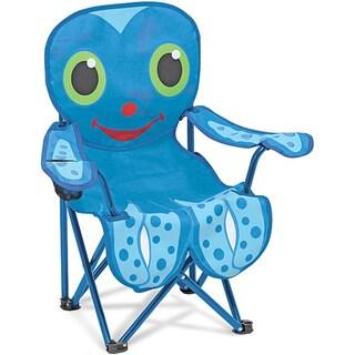 Melissa & Doug Child-size Folding Travel Octopus Chair