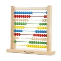 Melissa & Doug Wooden Abacus
