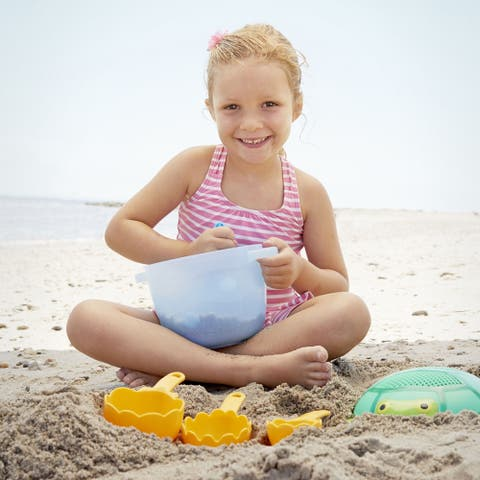 Melissa & Doug Seaside Sidekicks Sand Baking Play Set