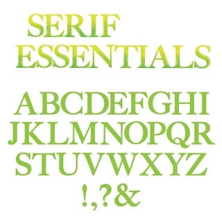 Sizzix Bigz Alphabet Set 7 Dies - Serif Essentials|https://ak1.ostkcdn.com/images/products/6366768/P13984039.jpg?impolicy=medium