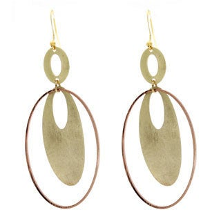 NEXTE Jewelry Two-tone Dangle Earrings
