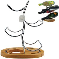 Table Top Wine Rack Set - Thumbnail 1