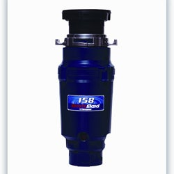 Waste Maid 'No. 158' Blue 1/2 HP Standard Disposer - Thumbnail 0