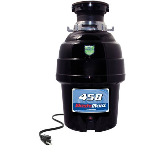 Waste Maid 3/4 HP Deluxe Disposer