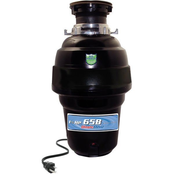Waste Maid 1 1 4 Hp Premium Disposer Free Shipping Today