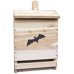 Stovall Wood Single Cell Bat House