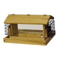 Stovall Standard Flip Top Mixed Seed Feeder
