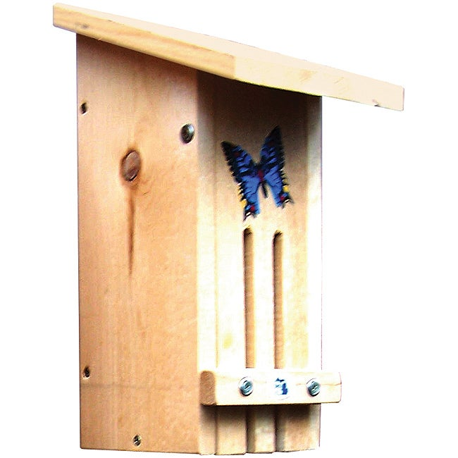 Stovall Wood Butterfly Habitat (Small) (Stovall 14H Wood ...